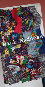 Washable Face Masks - Bespoke