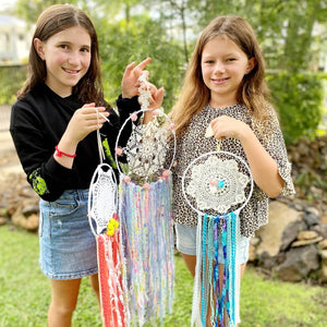 DIY Deluxe Dream Catcher Party Kit - Bespoke