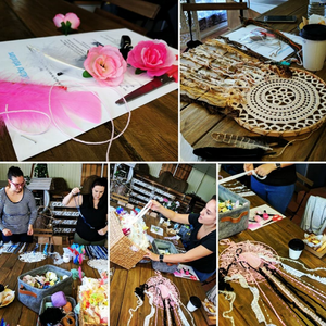 Dream Catcher Workshop - Web Style
