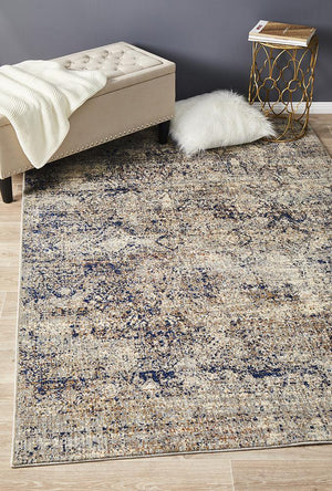 Rug Culture Anastasia 260 Blue Rug