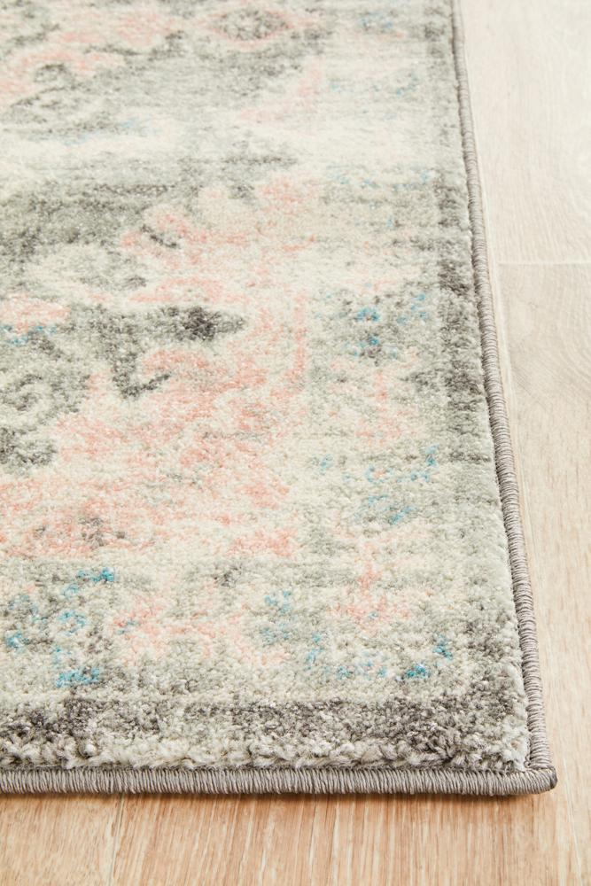 Avenue 701 Grey Runner Rug