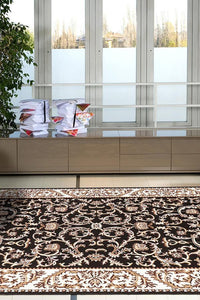 Silver Collection traditional 7520 B11 Rug