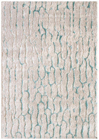 Capri Abigail Ivory and Bone Modern Rug