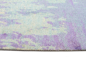 City Monet Stunning Violet Rug