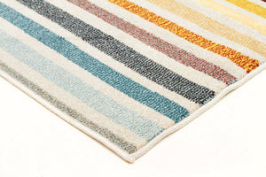 Gemini Modern 507 Multi Coloured Rug