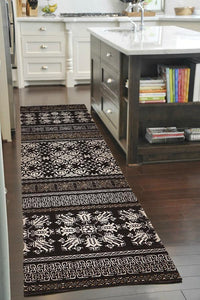 Rug Culture Heirloom 04 Brown Rug