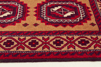 Oriental Beautiful Hand Knotted Rug - Cheapest Rugs Online - 3