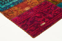 Authentic Hand Knotted Patchwork Rug - Cheapest Rugs Online - 2