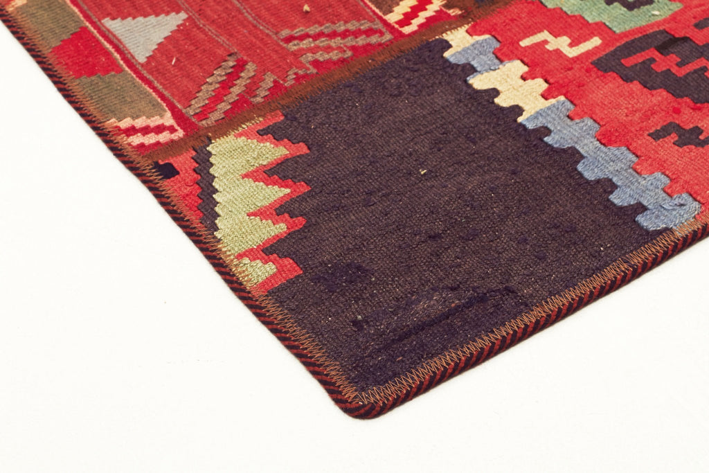 Oriental Hand Knotted Patchwork Kilim Rug - Cheapest Rugs Online - 2