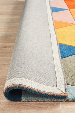Matrix Pure Wool 905 Multi Rug