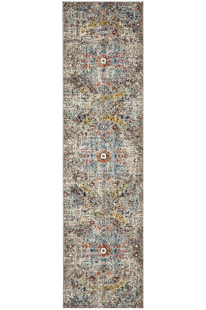 Museum Huxley Multi Coloured Rug