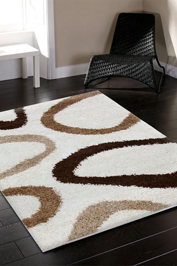 Notes Collection 2 Ivory Beige Rug