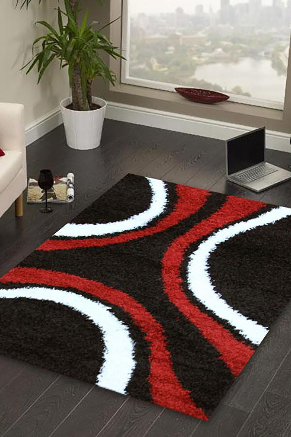 Notes Collection 3 Red Rug