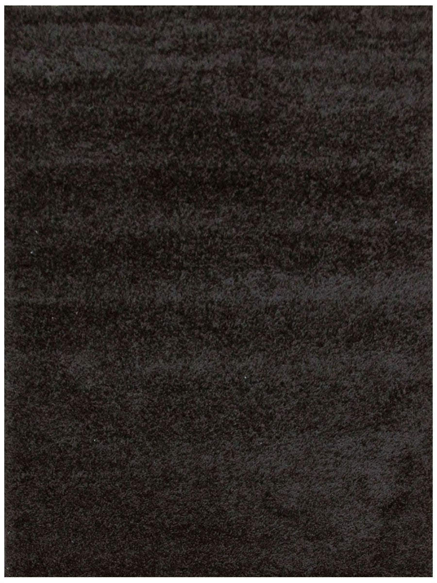 Notes Collection Black Rug