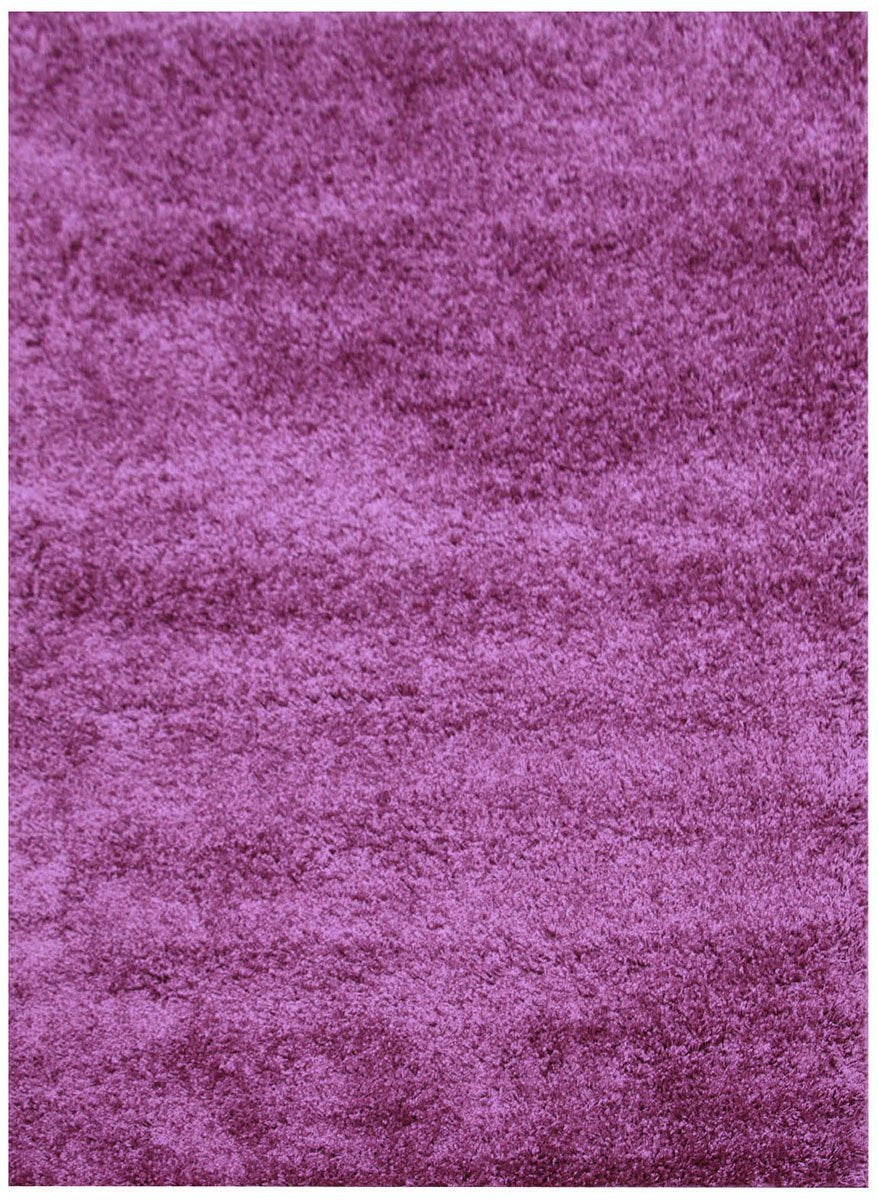 Notes Collection Purple Rug