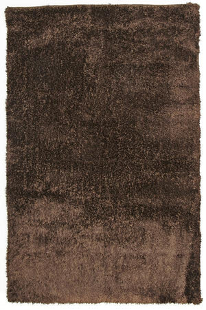 Oslo Shag Brown Rug