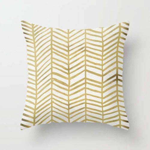 Modern Minimalist Pillow Bohemia Geometric Cushion Sofa Polyester Throw Pillow Cushion Bedside Backrest