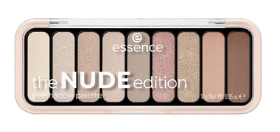 essence the NUDE edition luomiväripaletti