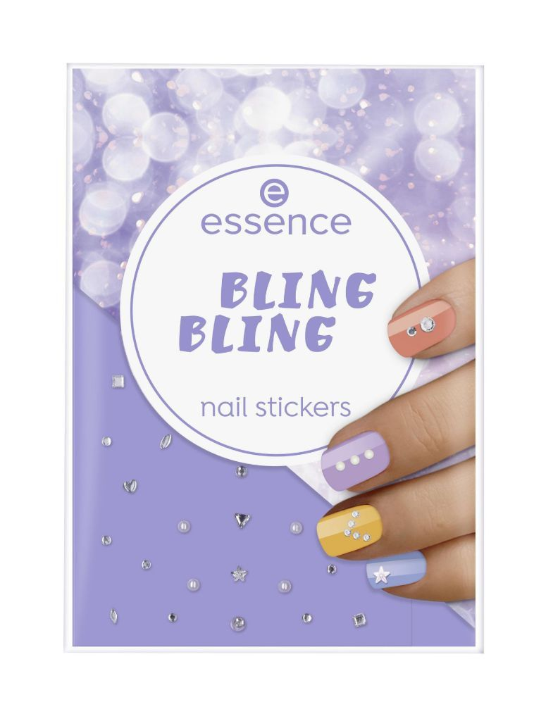 essence BLING BLING kynsitarrat