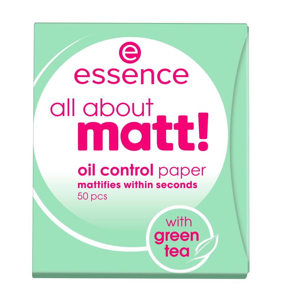 essence all about matt! puuteripaperi