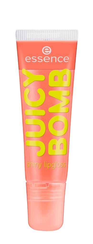 essence JUICY BOMB shiny Huulikiilto