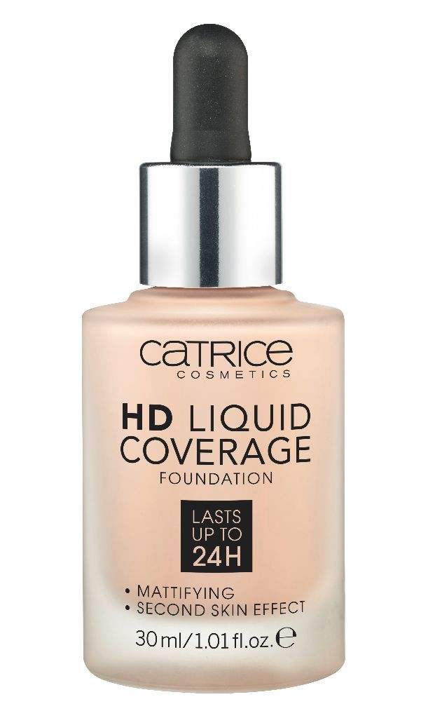Catrice HD Liquid Coverage meikkivoide