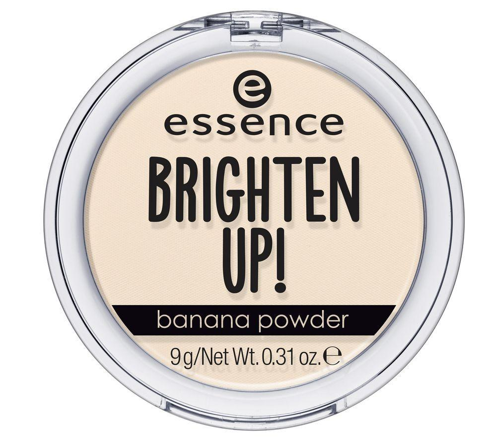 essence brighten up! banaanipuuteri