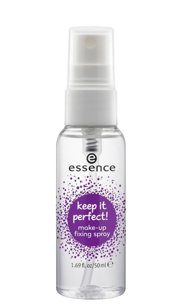 essence keep it perfect! Meikin viimeistelysuihke