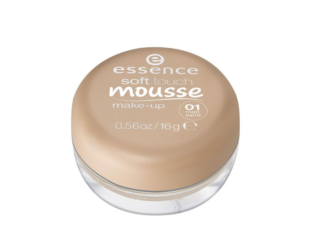 essence soft touch mousse meikkivoide