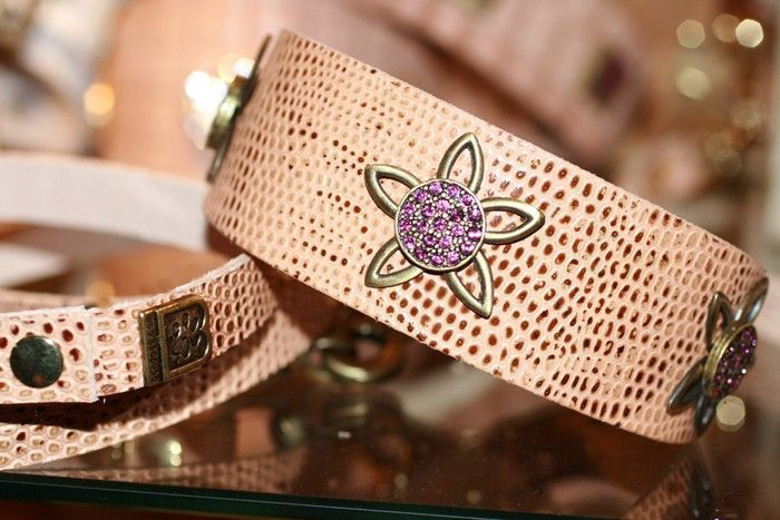 Lotus Dog Collar