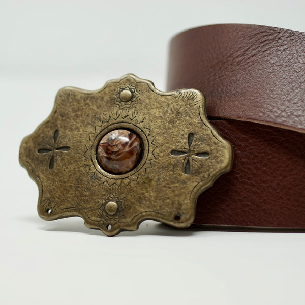 Shania Belt Brown