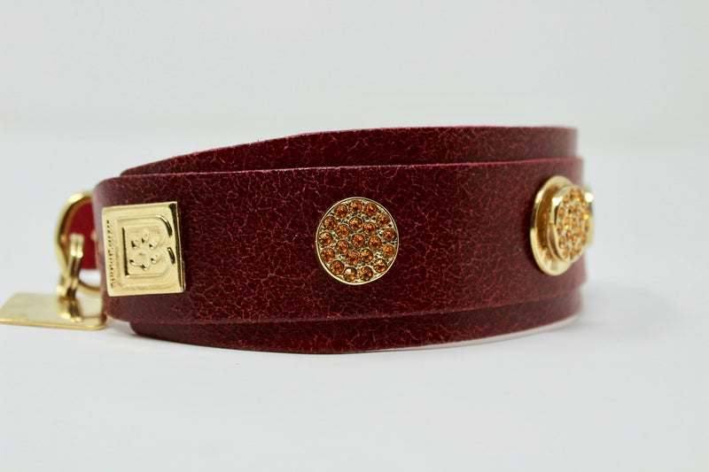 Shanghai Wide Dog Collar - BARCELONADOGS