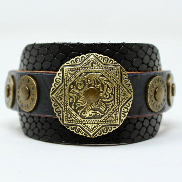 Viking Coin Bracelet