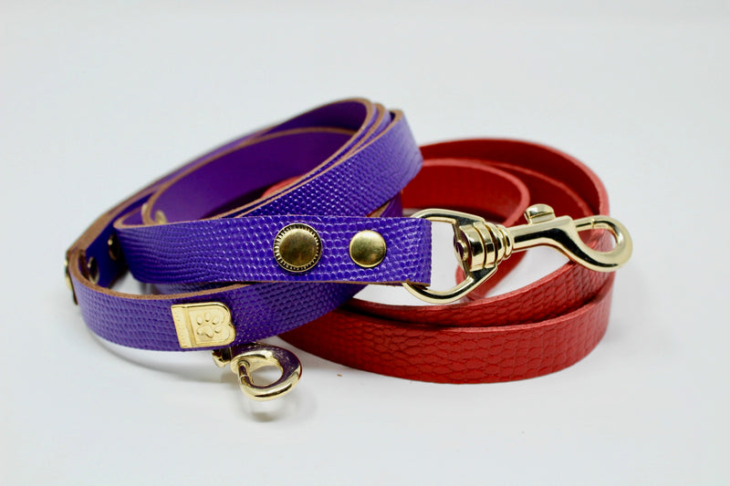 MATCHING LEASH REDUCED PRICE when you buy together with DOG COLLAR