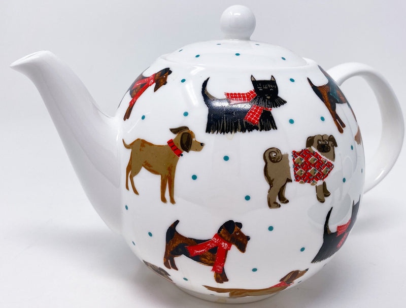 Teapot for Dog Lovers