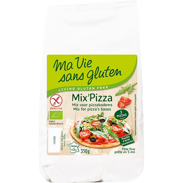Mix'Pizza Bio