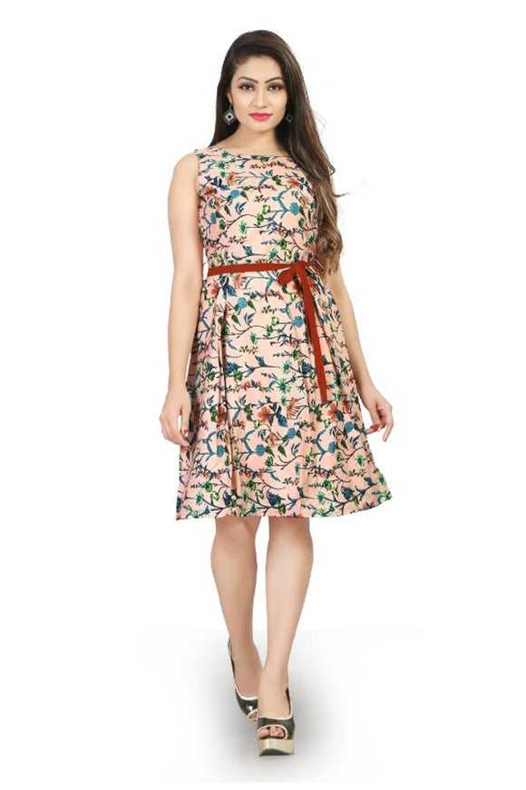 Western Were Frock Party Were One Piece Dress For Women And Girls