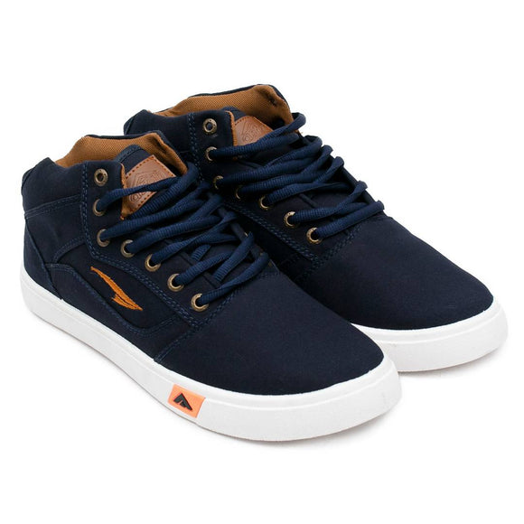 Asian Epic-31 Blue Tan Casual Shoes For Men