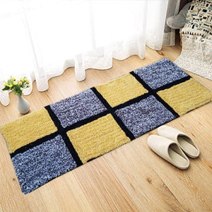 Cotton Runner Bedside Carpet Size - 20 X 48 Inches
