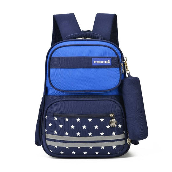 Force1 24 Litres lightweight casual waterproof backpack school bag office for mens boys girls women teens unisex laptop water proof resistant travel