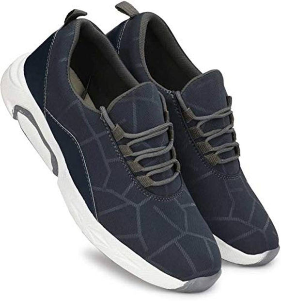 Sneakers For Men  (GRAY)