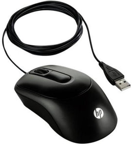HP x900 Wired Optical Mouse  (USB, Black) - 10solo.com