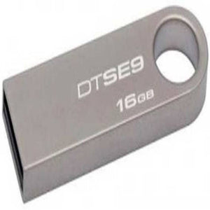 Kingston DTSE9H 16 GB Pen Drive  (Silver) - 10solo.com