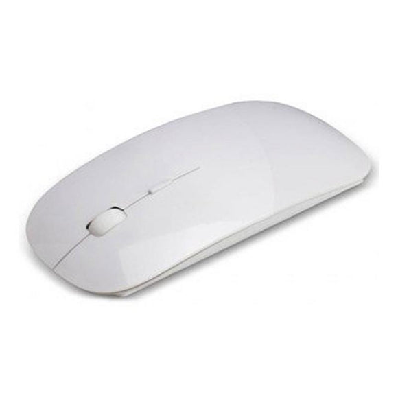 INTEX PIANO WIRELESS MOUSE WHITE - 10solo.com