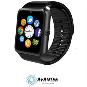 Bluetooth Smart Watch For Kids - Hot Sale - Black - Smart Watches