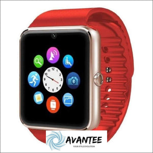 Bluetooth Smart Watch For Kids - Hot Sale - Red - Smart Watches