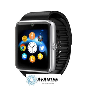 Bluetooth Smart Watch For Kids - Hot Sale - Sliver - Smart Watches