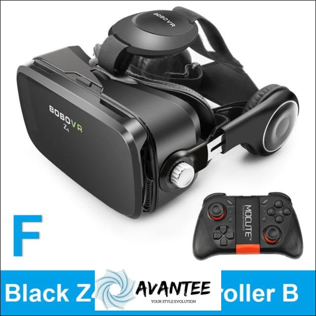 BOBOVR Z4 3D Virtual Reality Goggles - China / Z4-BK-MOCUTE-050 - Virtual Reality
