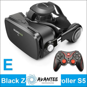 BOBOVR Z4 3D Virtual Reality Goggles - China / Z4-BK-S5 - Virtual Reality