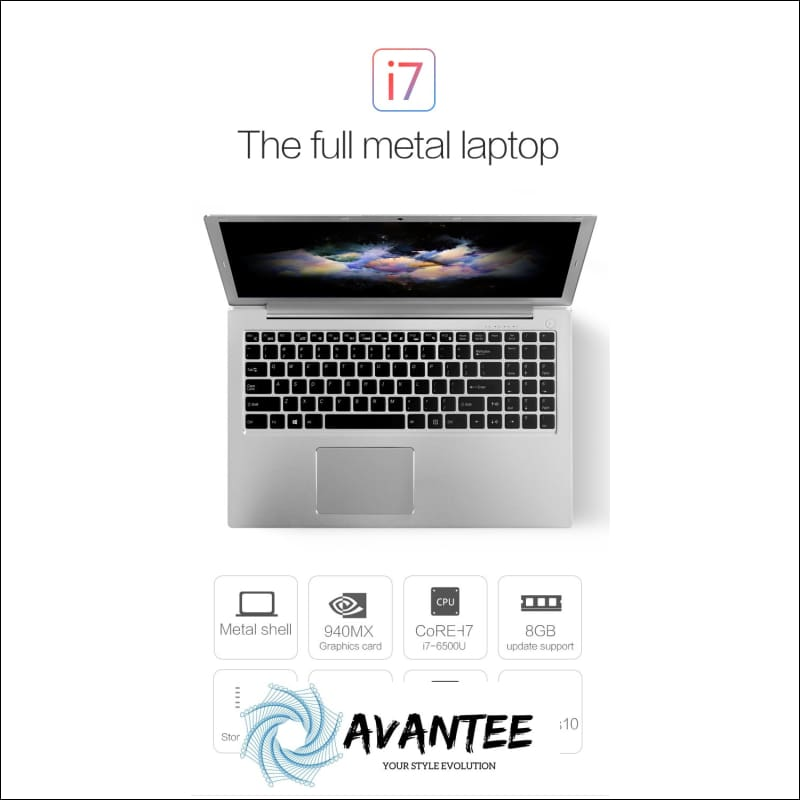 Hot Promotion - Ultrabook Pc 15.6Voyo Ifhd Screen Laptop Intel Dual I7 Core Computer 8G Ram Ssd Hdd